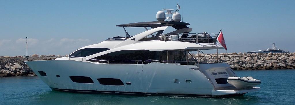 Sunseeker 28 Metre Yacht For Sale